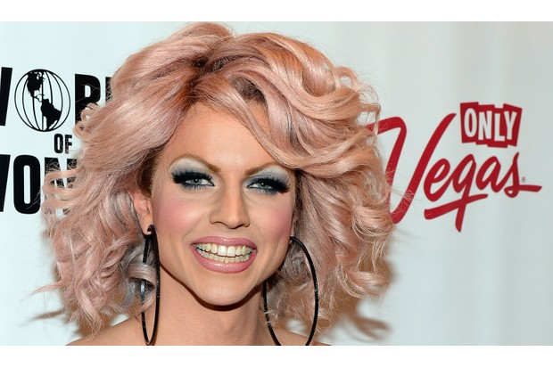 Courtney Act Celebrity Big Brother