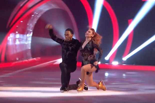 Dancing on Ice Lemar