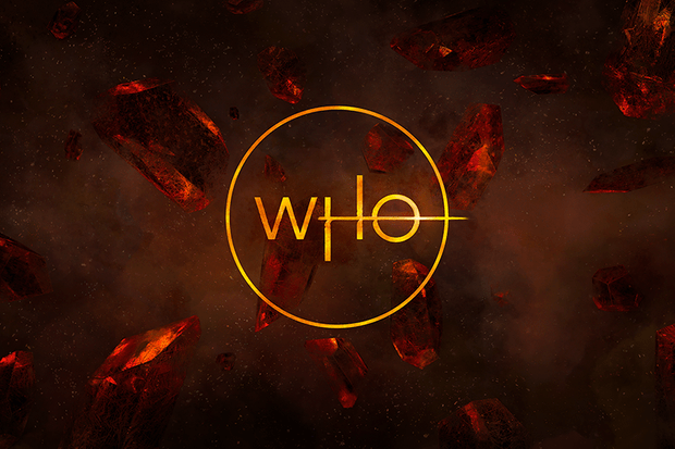 The new Doctor Who insignia for Jodie Whittaker's new Doctor (BBC, HF)
