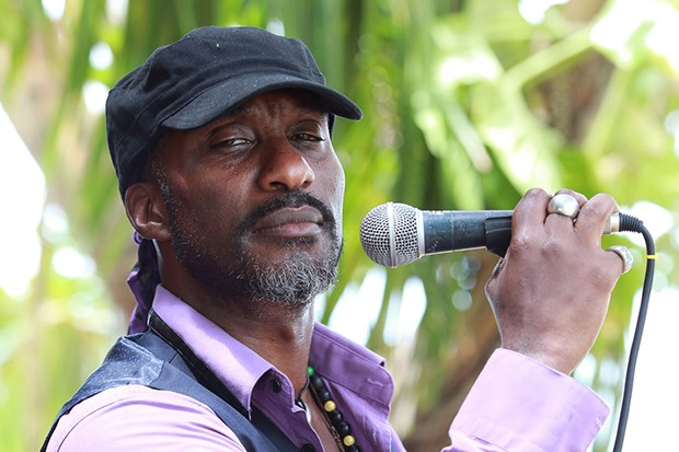 Death in Paradise - Leon played by Clint Dyer