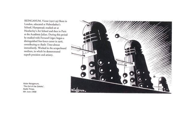 Evil Daleks artwork
