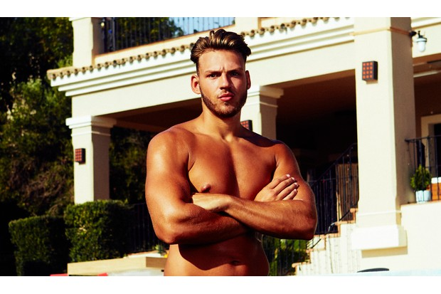 Ex on the Beach Sam Lonsdale