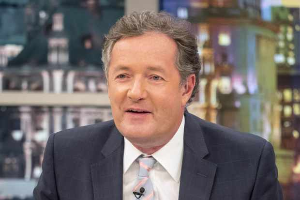 Piers Morgan, GMB (ITV, EH)