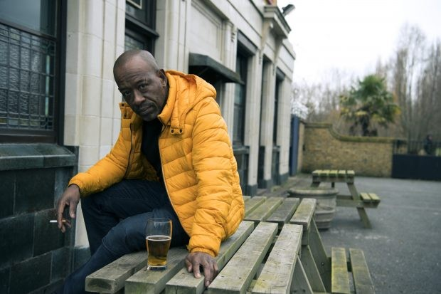 Lennie James, Save Me (Sky, EH)