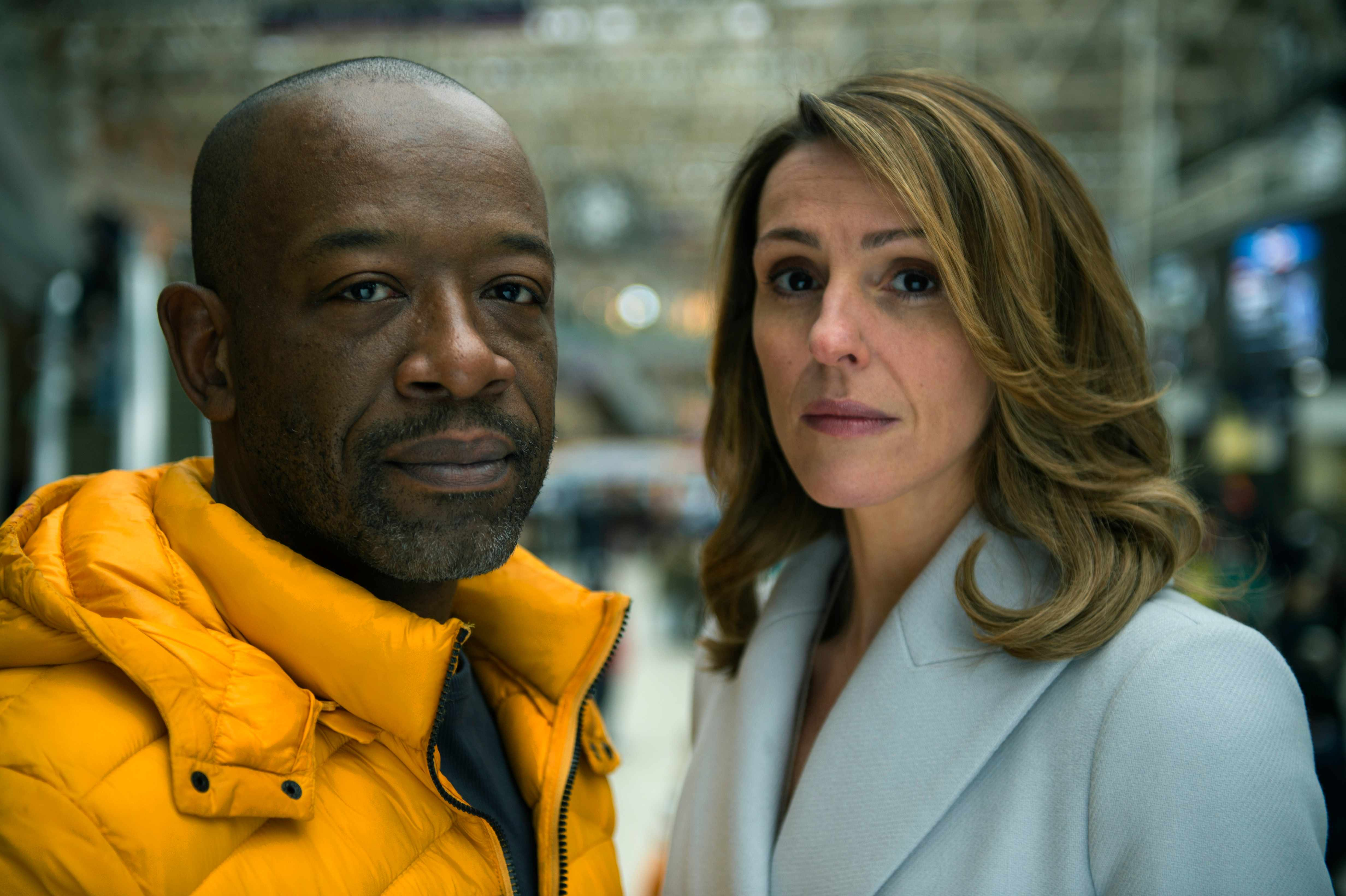 Lennie James and Suranne Jones, Save Me (Sky Atlantic, EH)