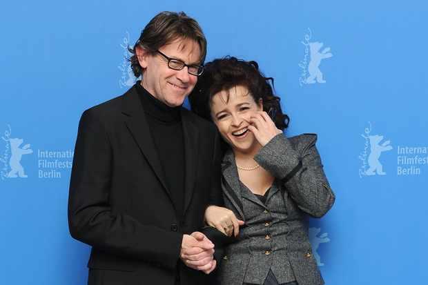 Nigel Slater and Helena Bonham Carter (Getty, EH)