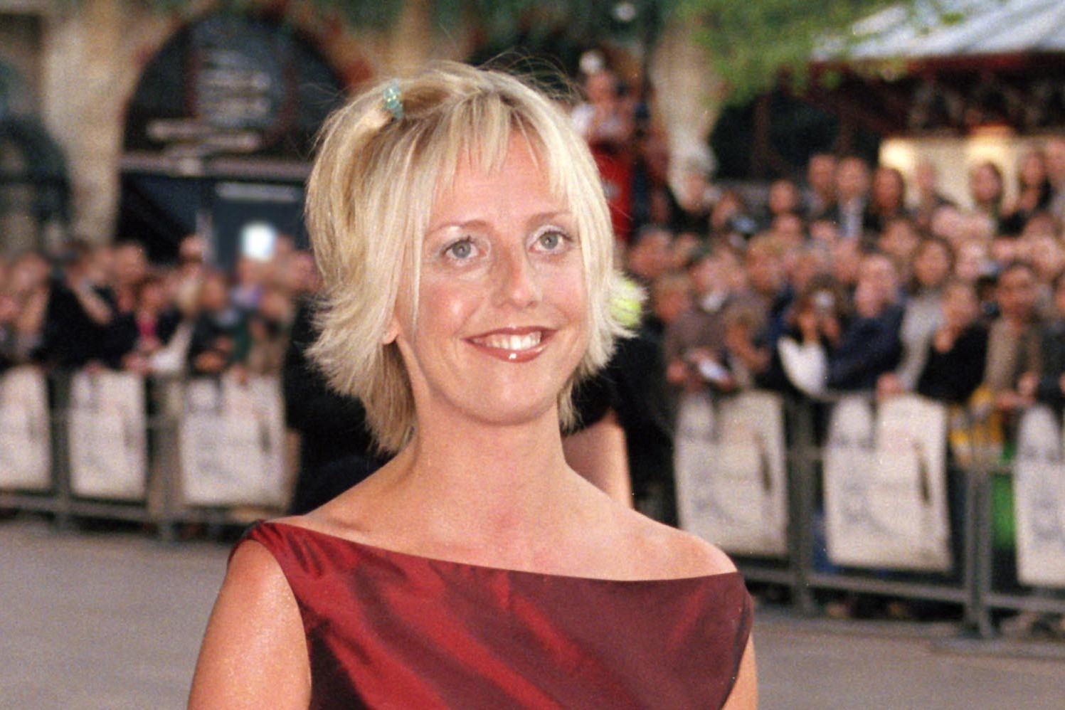 Emma Chambers (Getty, JG)