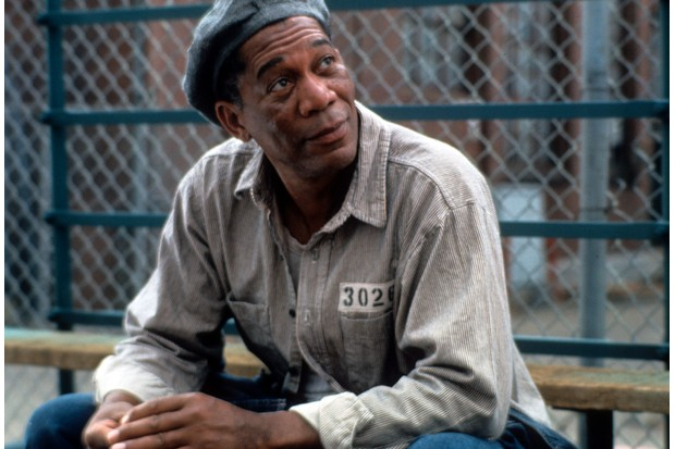 Shawshank Redemption, Getty, TG