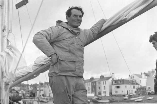 Donald Crowhurst in 1969 (Getty, TL)