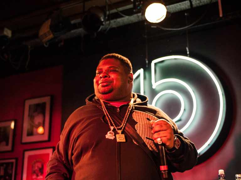 Big Narstie explains why he pulled out of Celebrity Bake Off