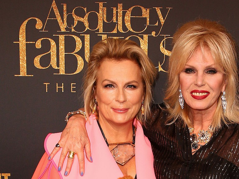 Jennifer Saunders once considered 'killing off' Ab Fab's Eddie and Patsy