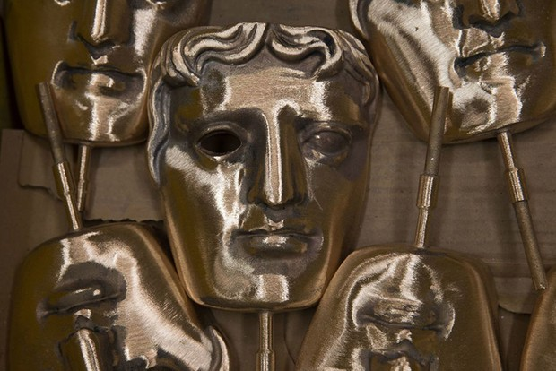 BRITAIN-ENTERTAINMENT-CINEMA-BAFTA