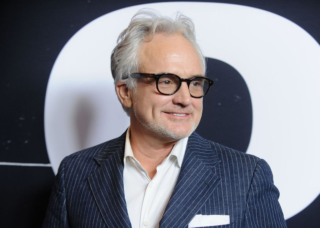 "LOS ANGELES, CA - FEBRUARY 10:  Actor Bradley Whitford attends a screening of ""Get Out"" at Regal LA Live Stadium 14 on February 10, 2017 in Los Angeles, California.  (Photo by Jason LaVeris/FilmMagic)"