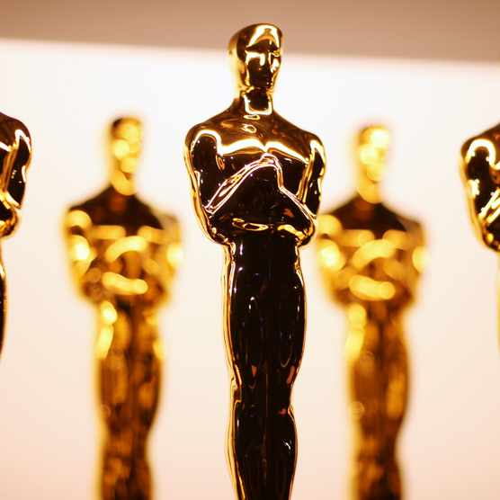 Oscars Statuettes for the Academy Awards, Getty