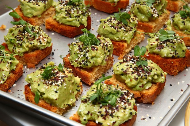 Avocado on toast (Getty, EH)