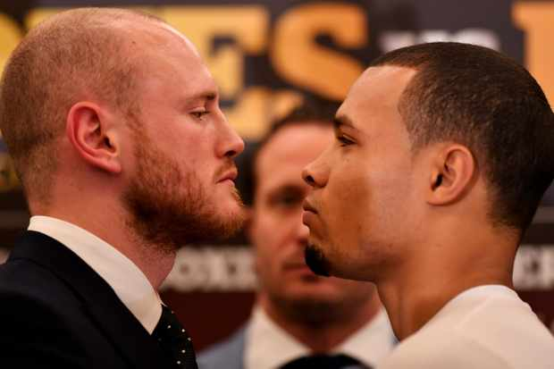 How can I watch and stream the Groves vs Eubank Jr fight on TV
