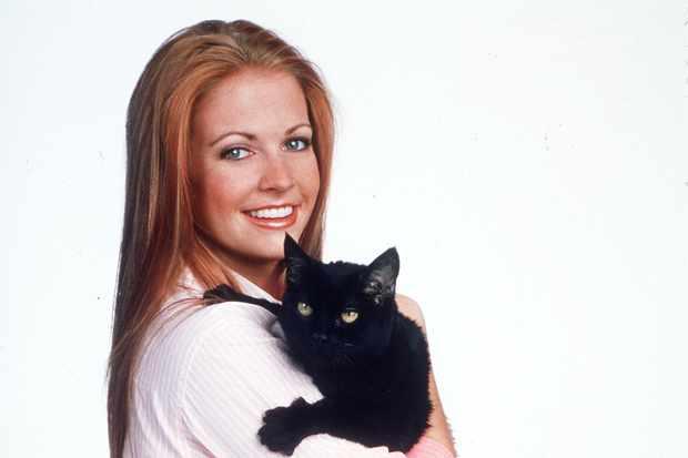 Sabrina and Salem (Getty, EH)