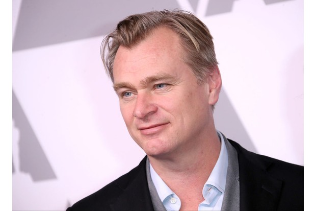 BEVERLY HILLS, CA - FEBRUARY 5: Director Christopher Nolan attends the 90th Annual Academy Awards Nominee Luncheon at The Beverly Hilton Hotel on February 5, 2018 in Beverly Hills, California. (Photo by Dan MacMedan/Getty Images) *** Local Caption *** Christopher Nolan