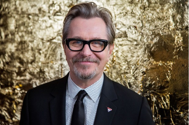 BEVERLY HILLS, CA - FEBRUARY 05: Gary Oldman attends AARP's 17th Annual Movies For Grownups Gala at the Beverly Wilshire Four Seasons Hotel on February 5, 2018 in Beverly Hills, California. (Photo by Gabriel Olsen/Getty Images fpr AARP)