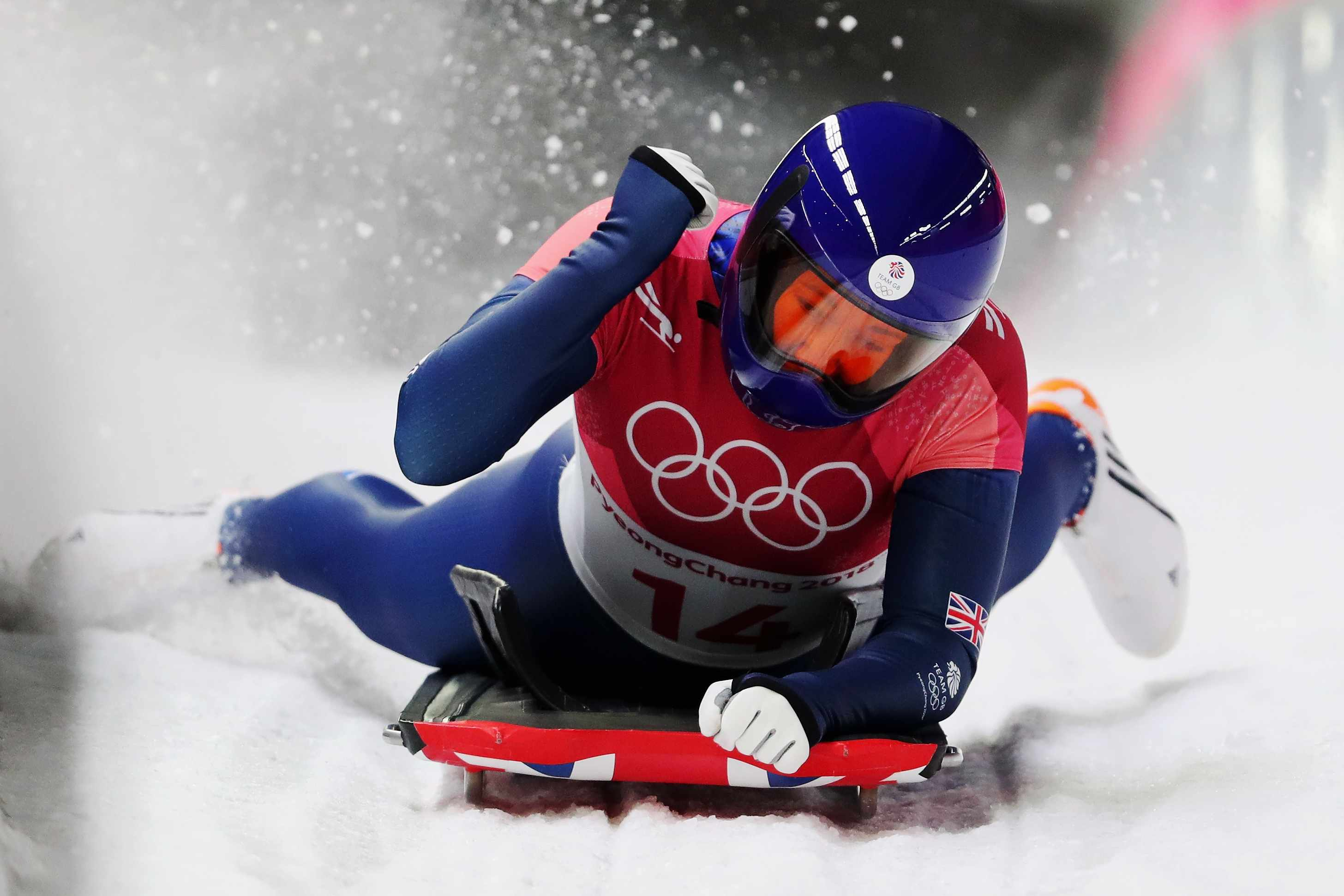 Lizzie Yarnold wins Team GB's first gold at the Winter Olympics 2018