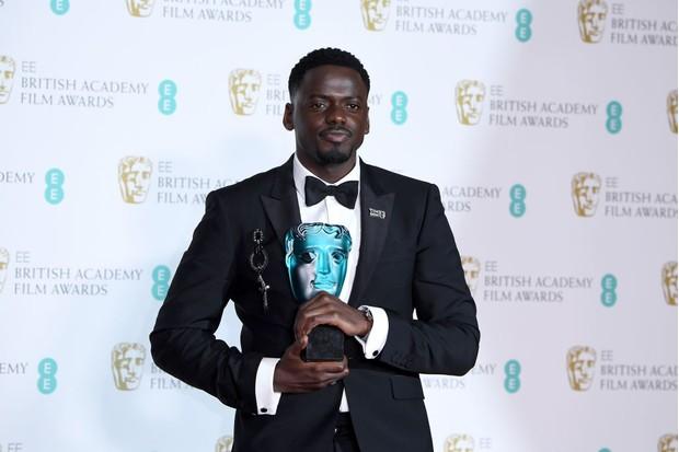 Daniel Kaluuya EE Rising Star BAFTA 2018