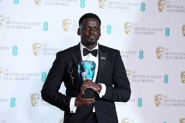 Daniel Kaluuya, Baftas 2018 (Getty, EH)