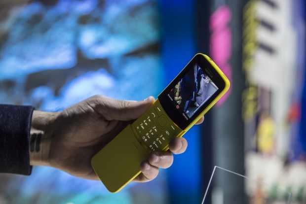 Nokia 8110 4G smartphone