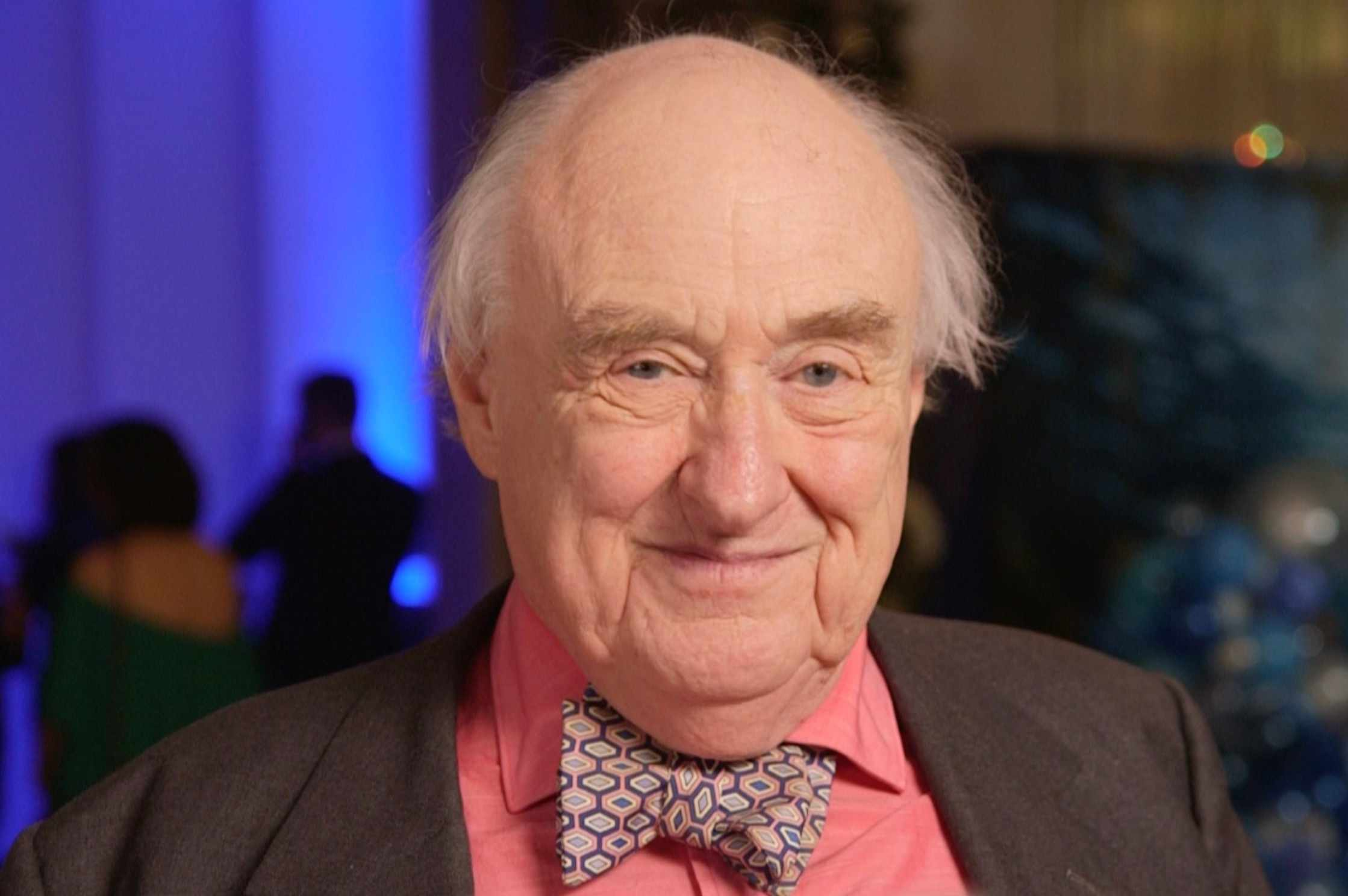Henry Blofeld, Covers Party video screen grab, BD