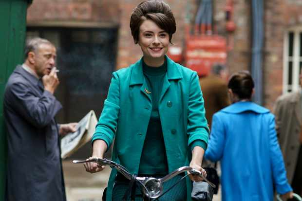Jennifer Kirby in Call the Midwife