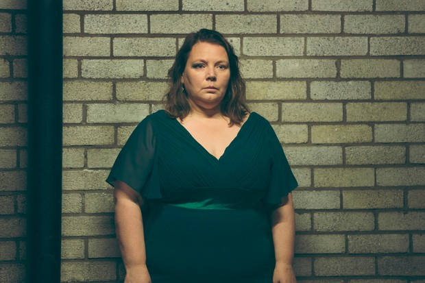 WARNING: Embargoed for publication until 00:00:01 on 22/01/2018 - Programme Name: Requiem - TX: n/a - Episode: Requiem - Ep1 (No. 1) - Picture Shows: +++Embargoed until Monday January 22nd, 2018+++ Janice (JOANNA SCANLAN) - (C) New Pictures - Photographer: Adrian Rogers