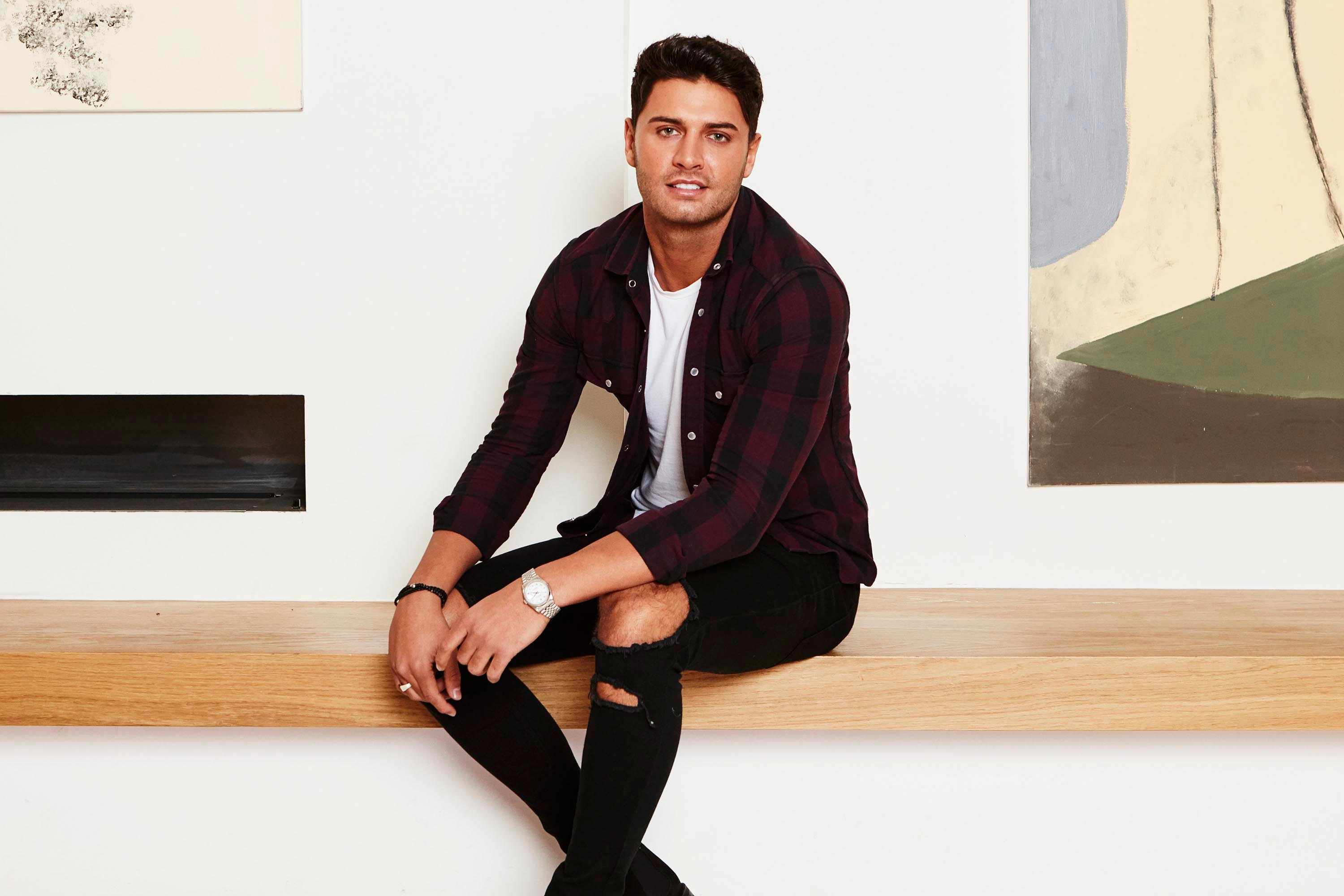 Mike Thalassitis, Celebs Go Dating (C4, EH)