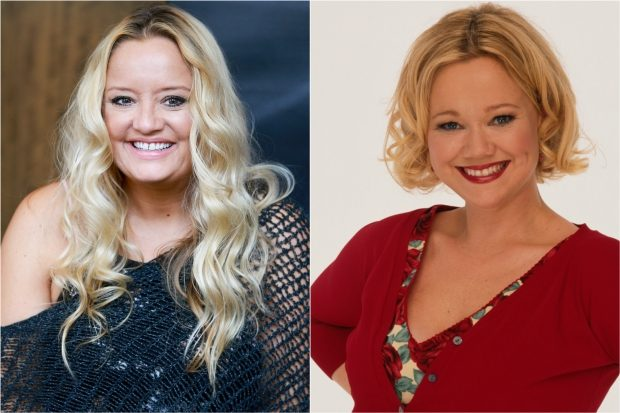 Lucy Davis before