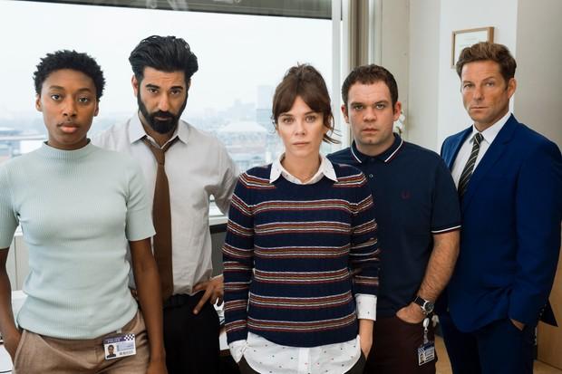 Marcella cast (ITV, EH)