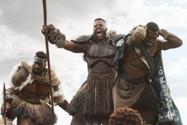 M'Baku (Winston Duke) in Black Panther (Marvel, HF)