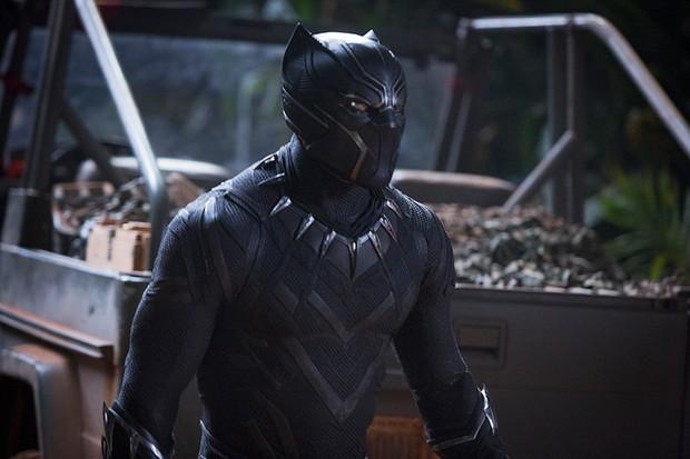 Black Panther/T'Challa (Chadwick Boseman) (Marvel, HF)