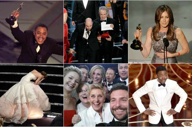 Oscars Best Moments