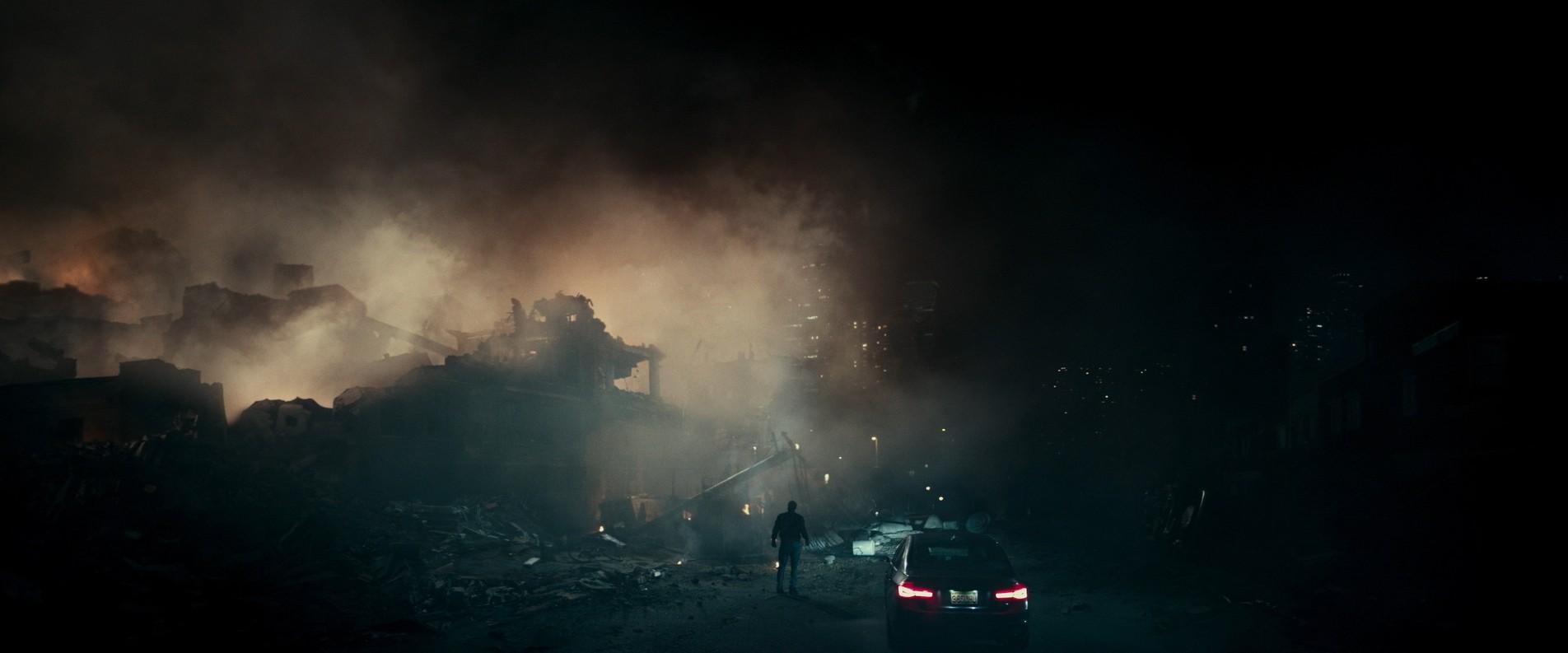 Cloverfield Paradox (Netflix, BA)