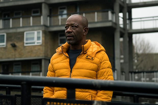 Save Me - Lennie James as Nelly Rowe