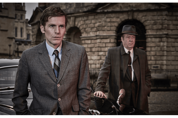 Endeavour (ITV, EH)