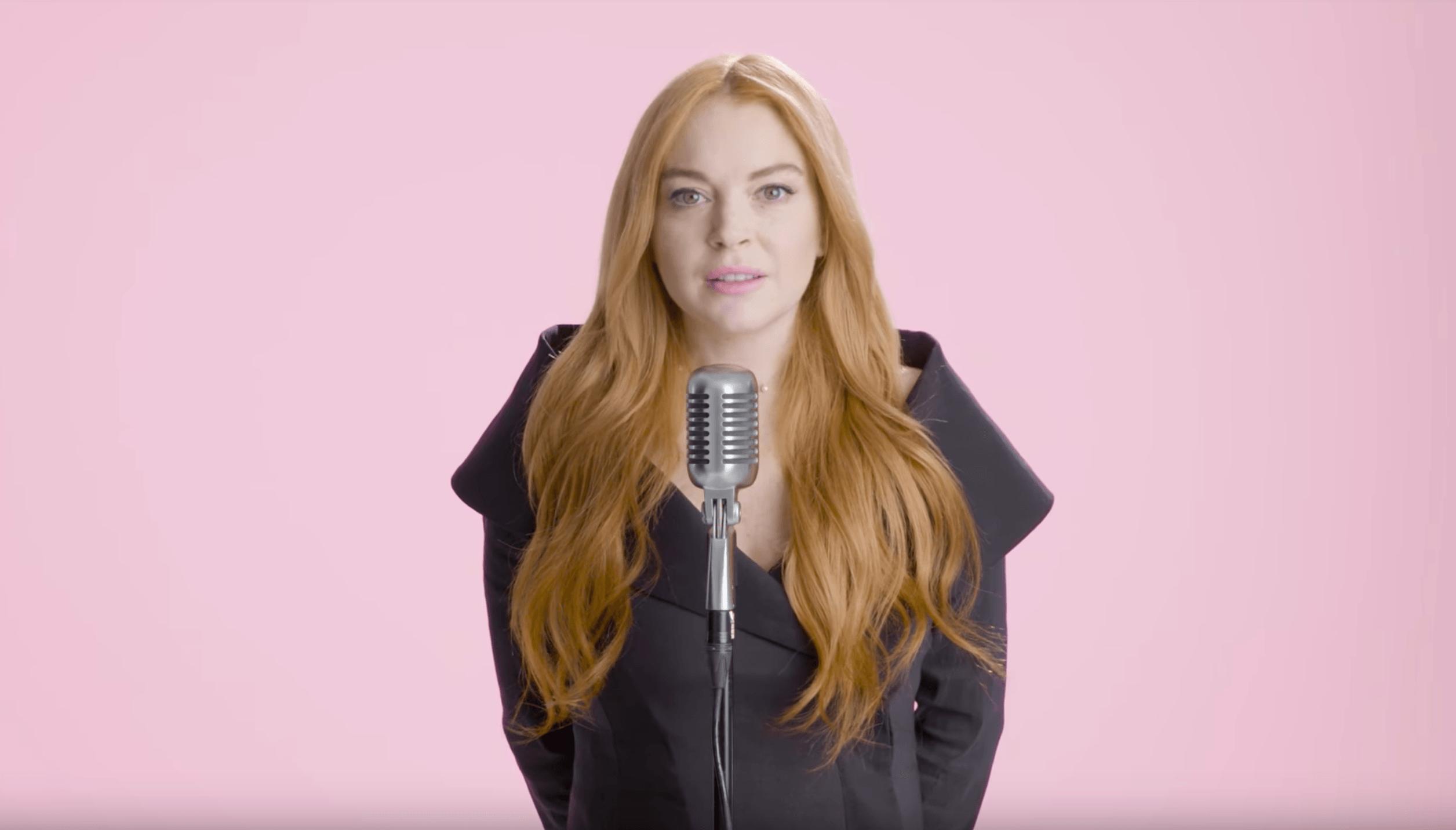 Lindsay Lohan Mean Girls Quotes W magazine