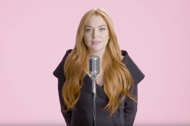 Lindsay Lohan Mean Girls Quotes W magazine