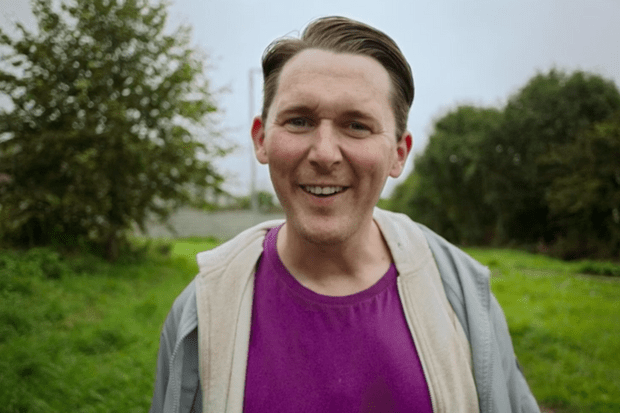 Young Offenders Shane Casey is Billy Murphy
