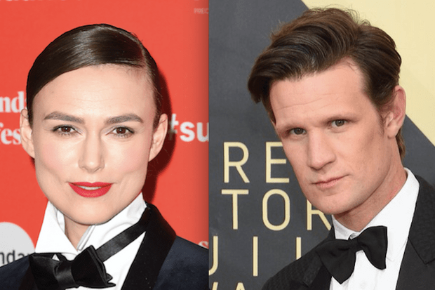 Keira Knightley Matt Smith