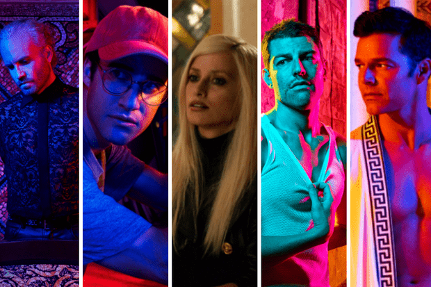 Resultado de imagen de Assassination of Gianni Versace: American Crime Story
