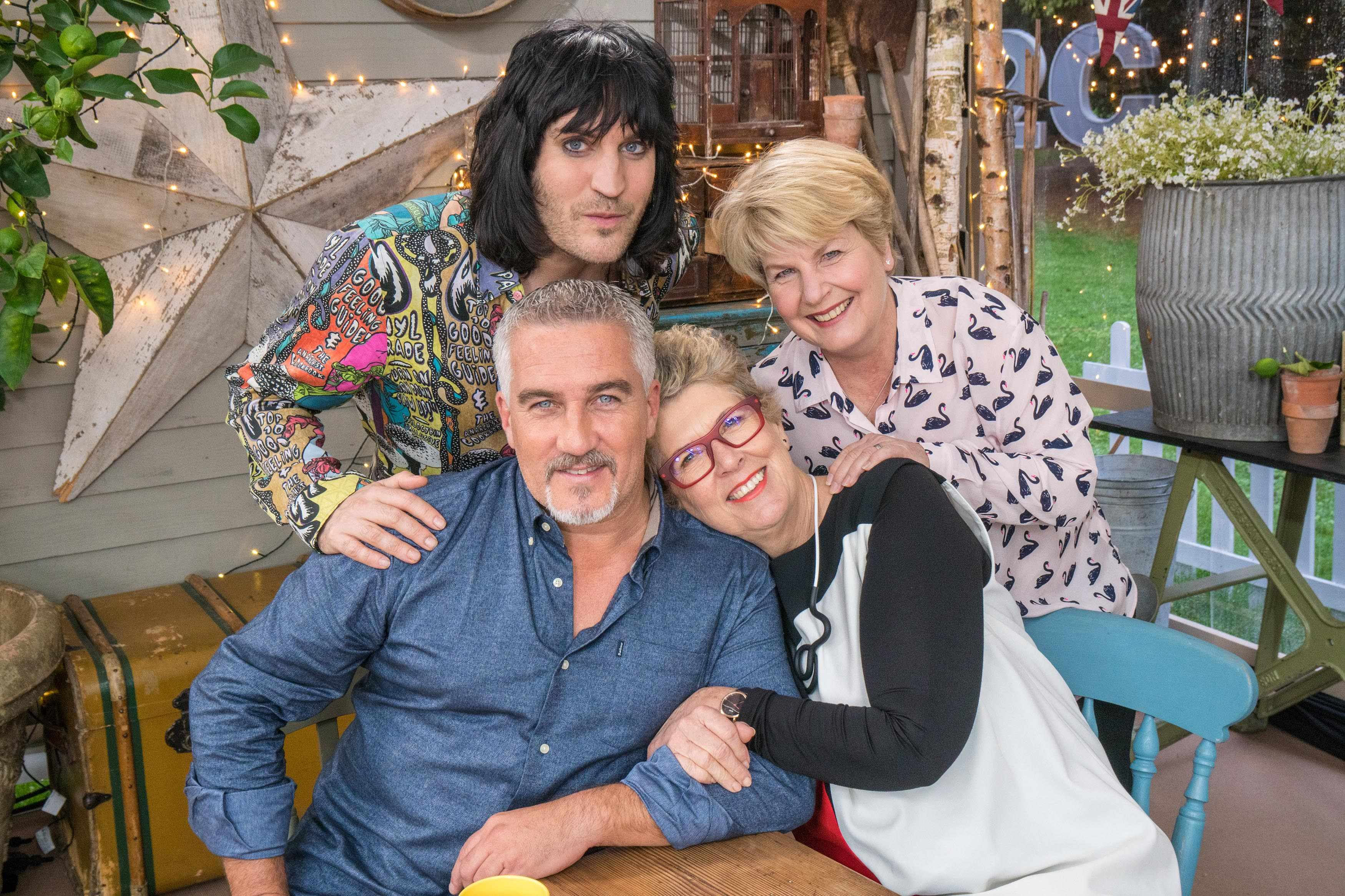 The Great British Bake Off Celebrity Special (Channel 4, EH)