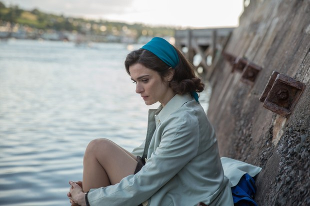 Rachel Weisz as Crowhurst's wife in The Mercy