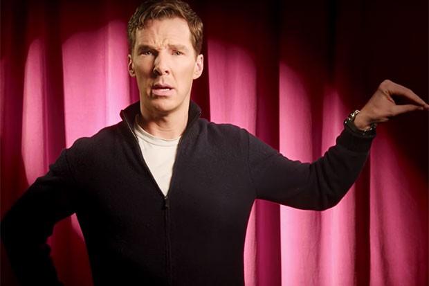 Benedict Cumberbatch, YouTube, SL