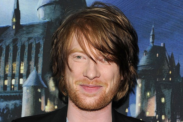 Domhnall Gleeson at Harry Potter event, Getty, SL