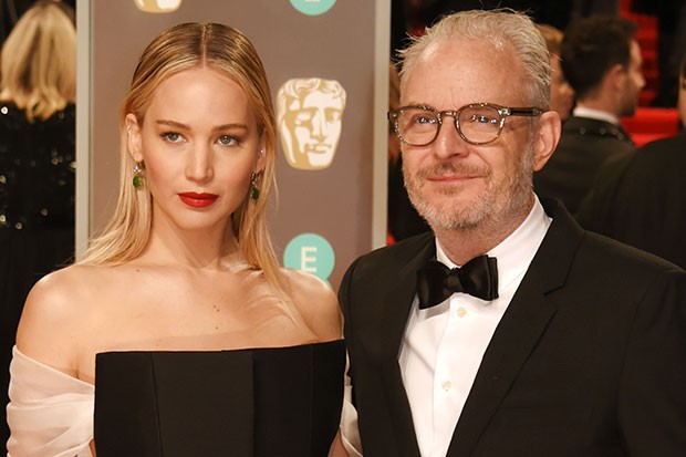 Jennifer Lawrence and Francis Lawrence, Getty, SL