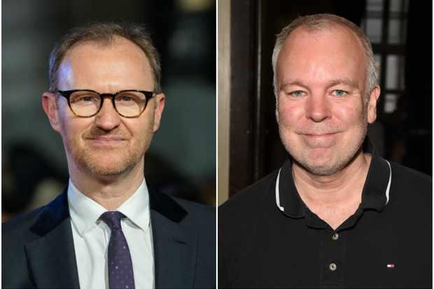 Mark Gatiss and Steve Pemberton (Getty, JG)
